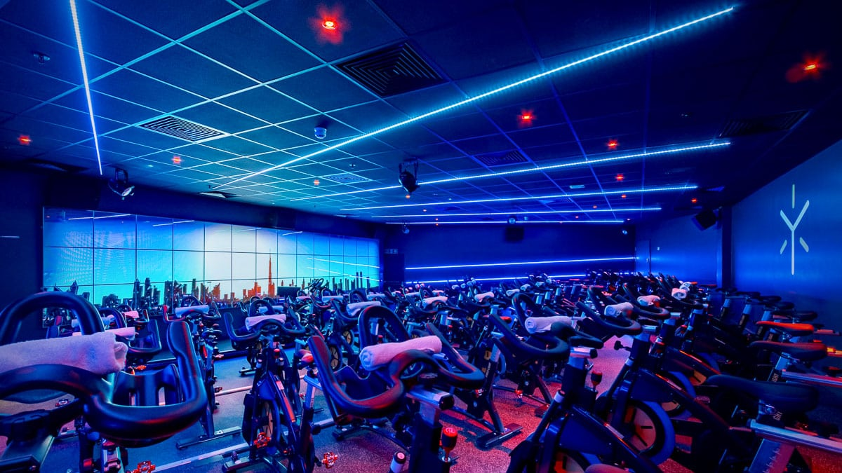 First Light Spinning Class, Shepherds Bush